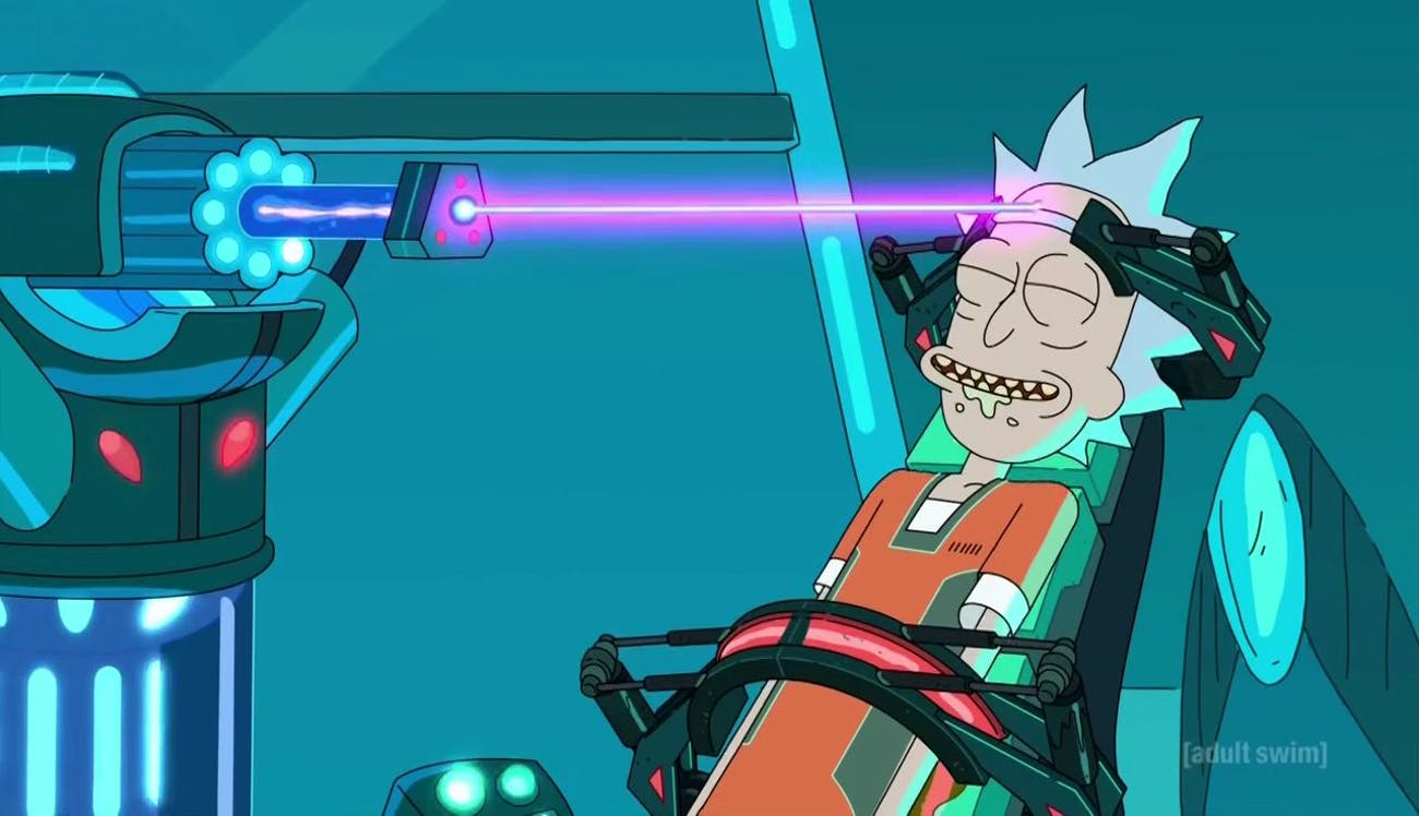 Rick and Morty' Gets Season 4 Renewal Plus, Like, 70 More Episodes