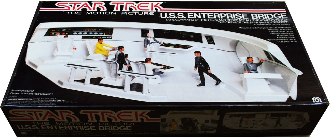 Star Trek Movie Mego