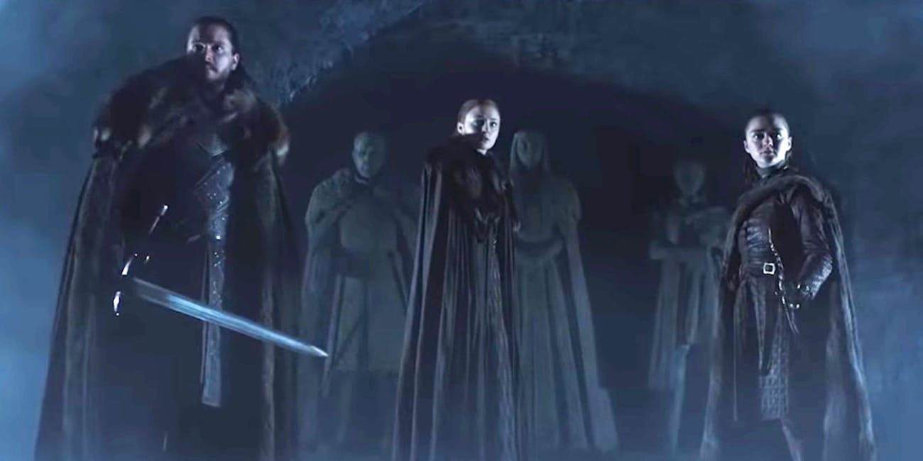 game of thrones season 8 battle of winterfell spoilers
