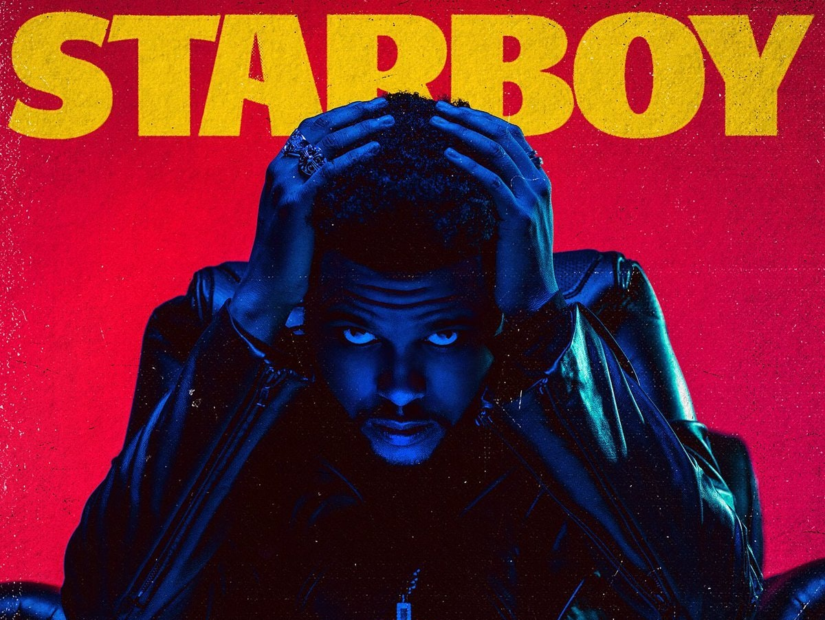 "How to Listen to The Weeknd's New Song ""Starboy"""