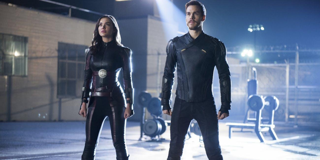 Supergirl Season 3 Legion of Superheroes