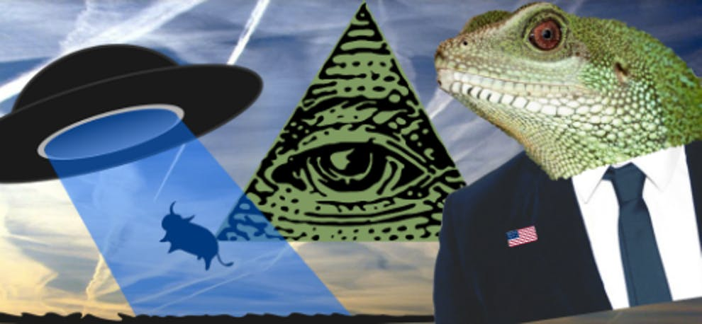 Cognitive ability has to be paired with rational thinking to prevent conspiracy theories.