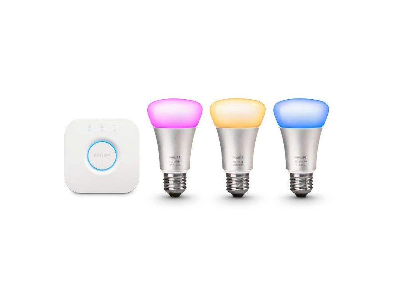 Philips Hue Smart Bulbs