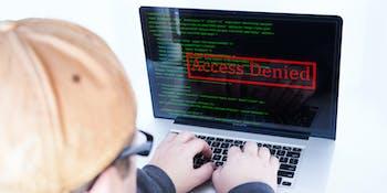 Cyber Security - Hacker