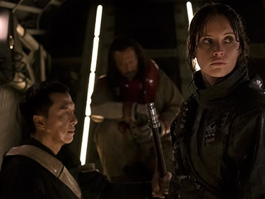 Donnie Yen Wants a Deleted Chirrut Scene Back in 'Rogue One'