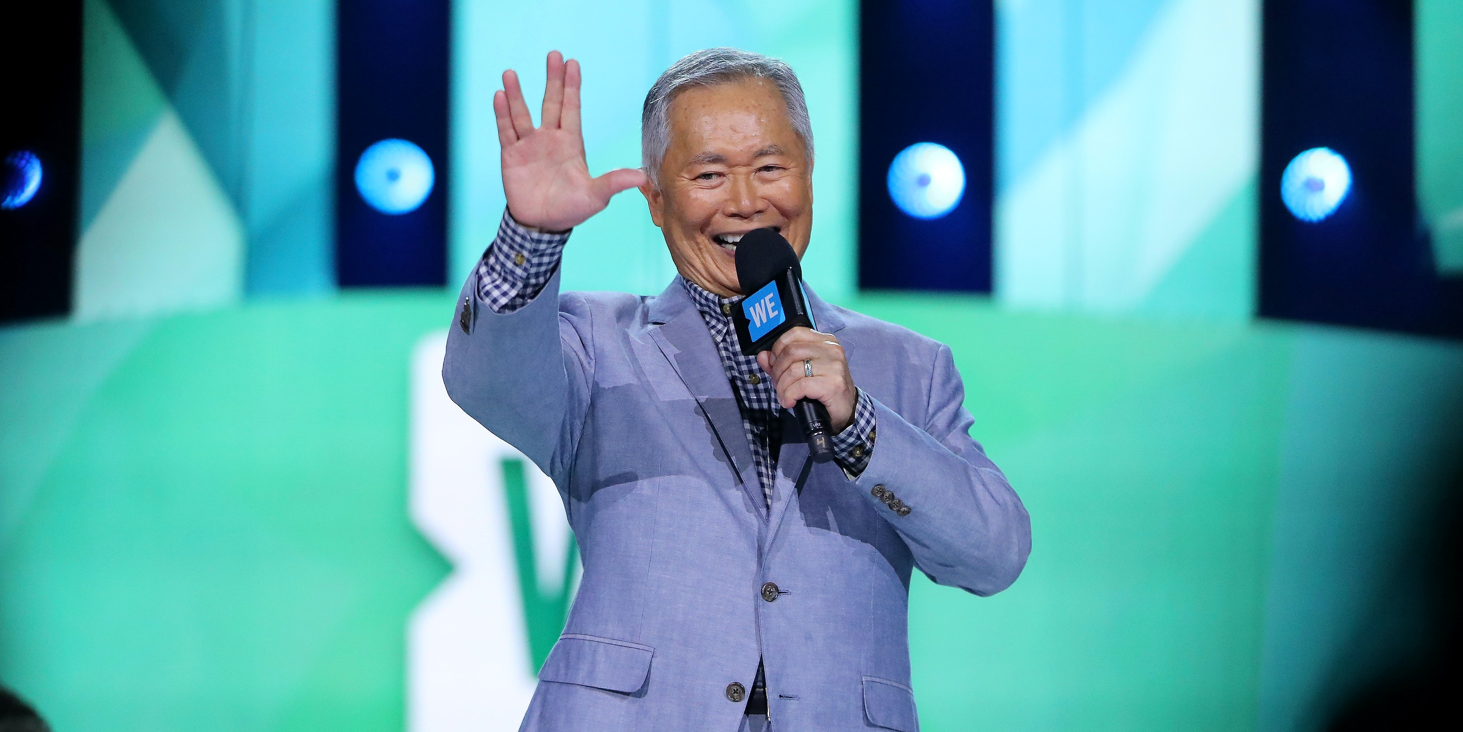 George Takei Doesn't Think the Gay Sulu Scene Was Gay Enough