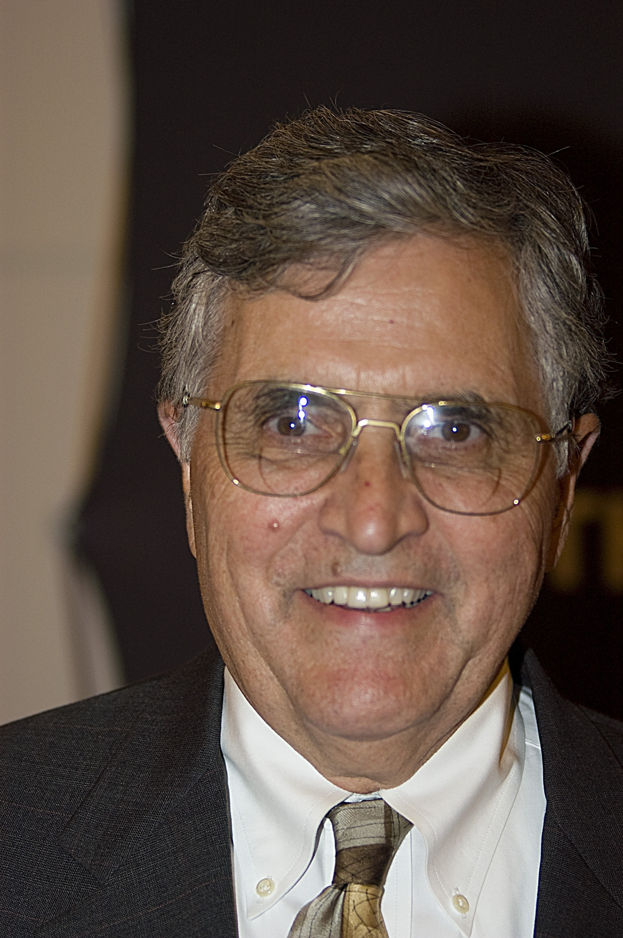 Harrison Schmitt, an Apollo astronaut who walked on the moon and a former senator, has repeatedly denied climate change.