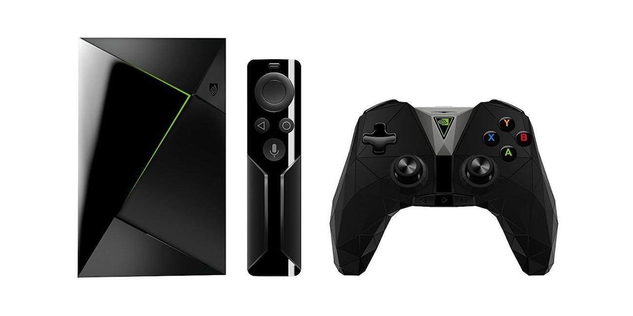 NVIDIA Shield TV Gaming Edition android TV Streaming player