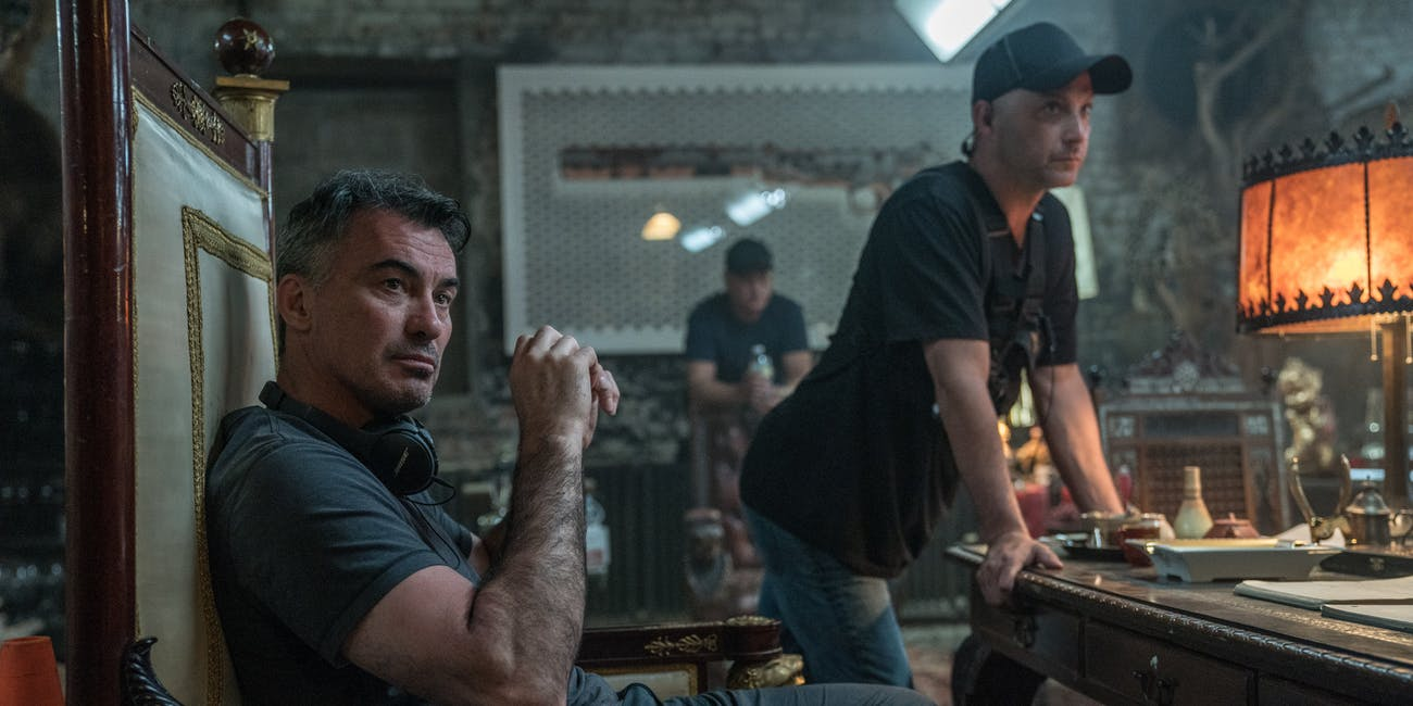 John Wick Director Chad Stahelski