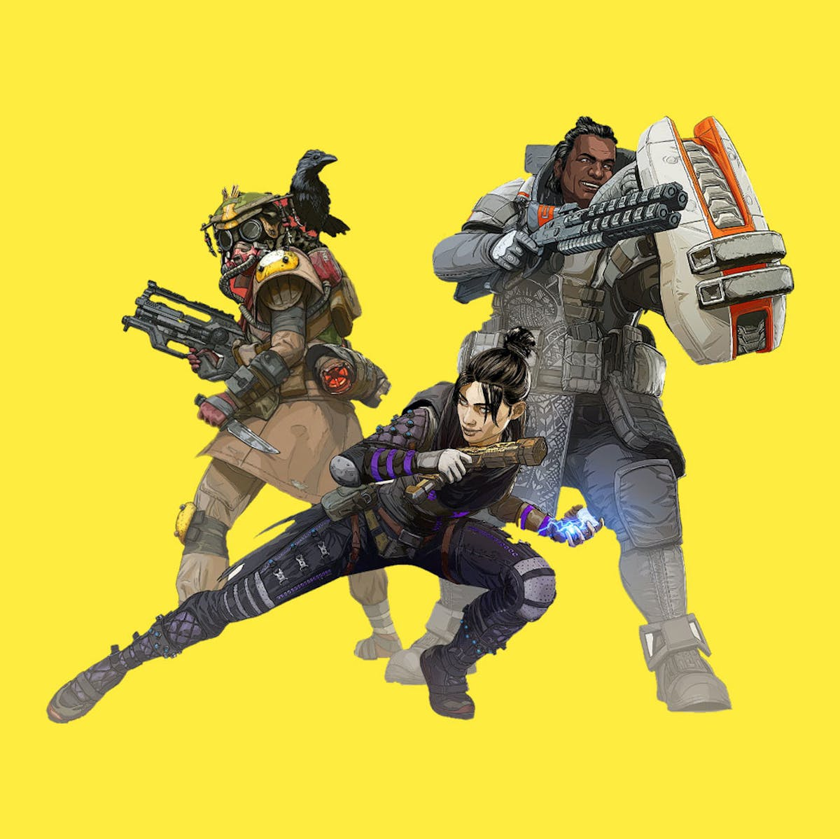 Apex Legends Leaks Reveals New Character, Weapon, and Upcoming Event Skin