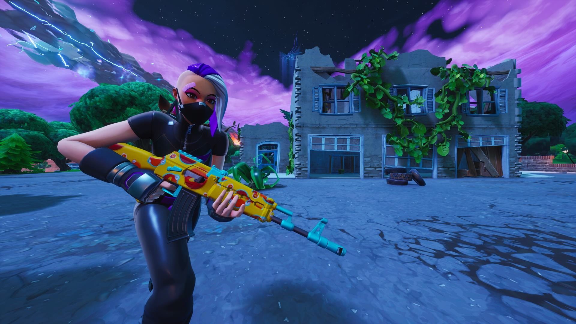 Fortnite Hero Mansion And Villain Hideout Where To Land