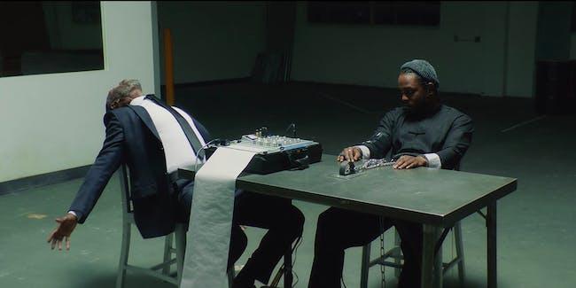 Kendrick Lamar Don Cheadle