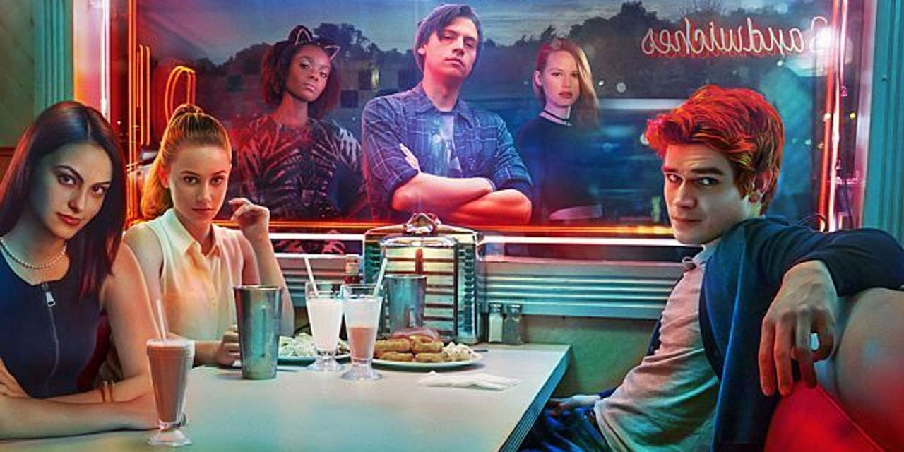 Image result for Riverdale series