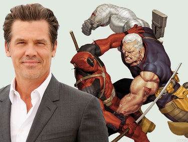 Josh Brolin is Officially Playing Cable in 'Deadpool 2'