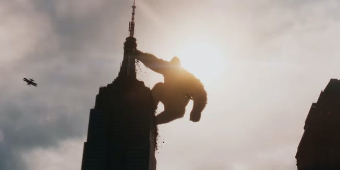 King Kong isn't the only beast to appear in 'Ready Player One'.