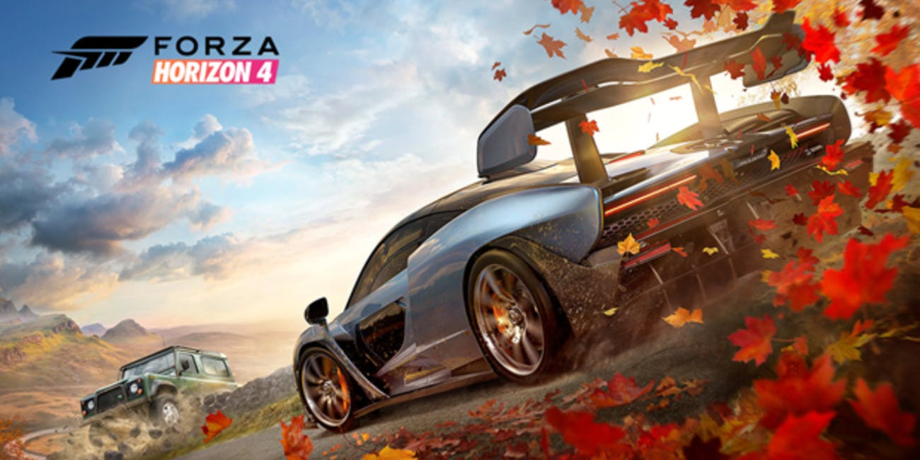 Forza Horizon 4 video game