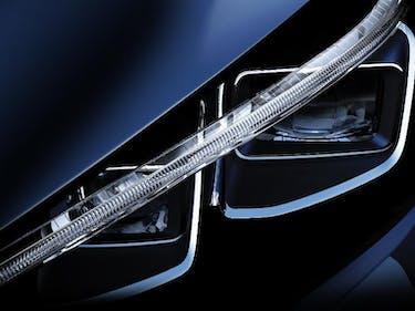 Nissan Teases Next-Gen Leaf That Could Rival Tesla Model 3