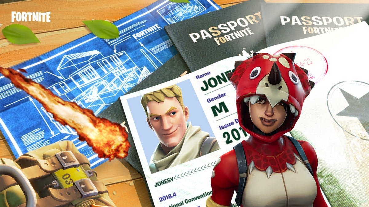 fortnite season 4 theme theories tricera ops meteor and china inverse - fortnite bacon