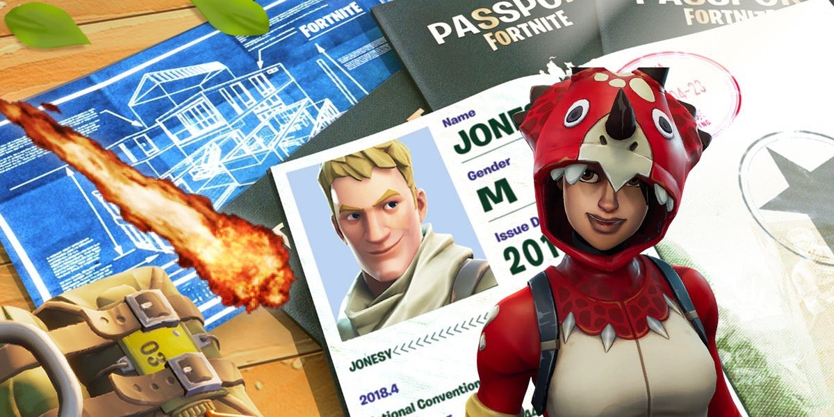 Fortnite Season  Theme Theories Tricera Ops Meteor And China Inverse