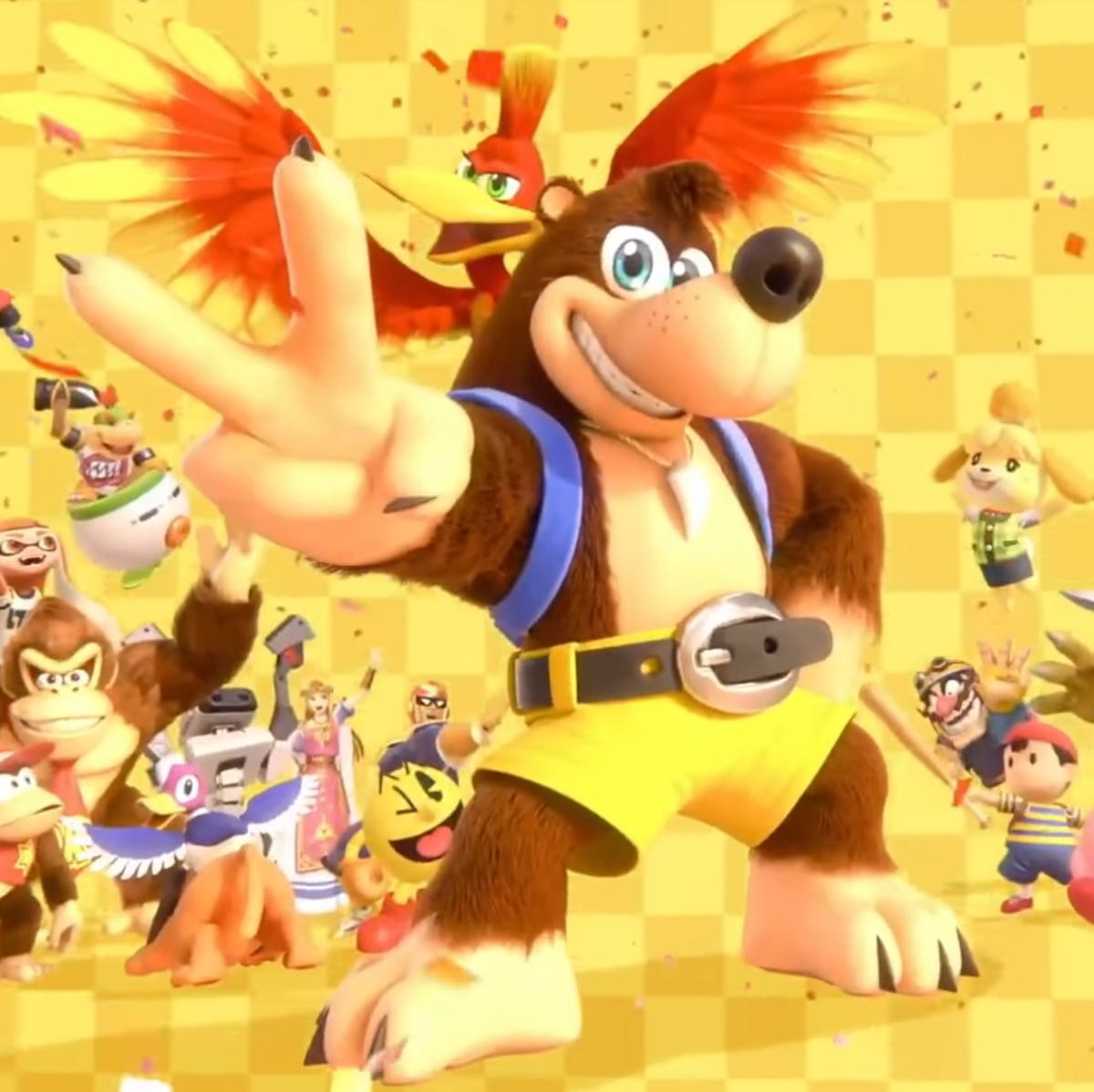 Smash Ultimate Tier List: How Banjo-Kazooie Ranks in Early Reviews by Pros