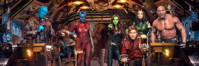 The Guardians crew might look pretty different in 'Vol. 3'.