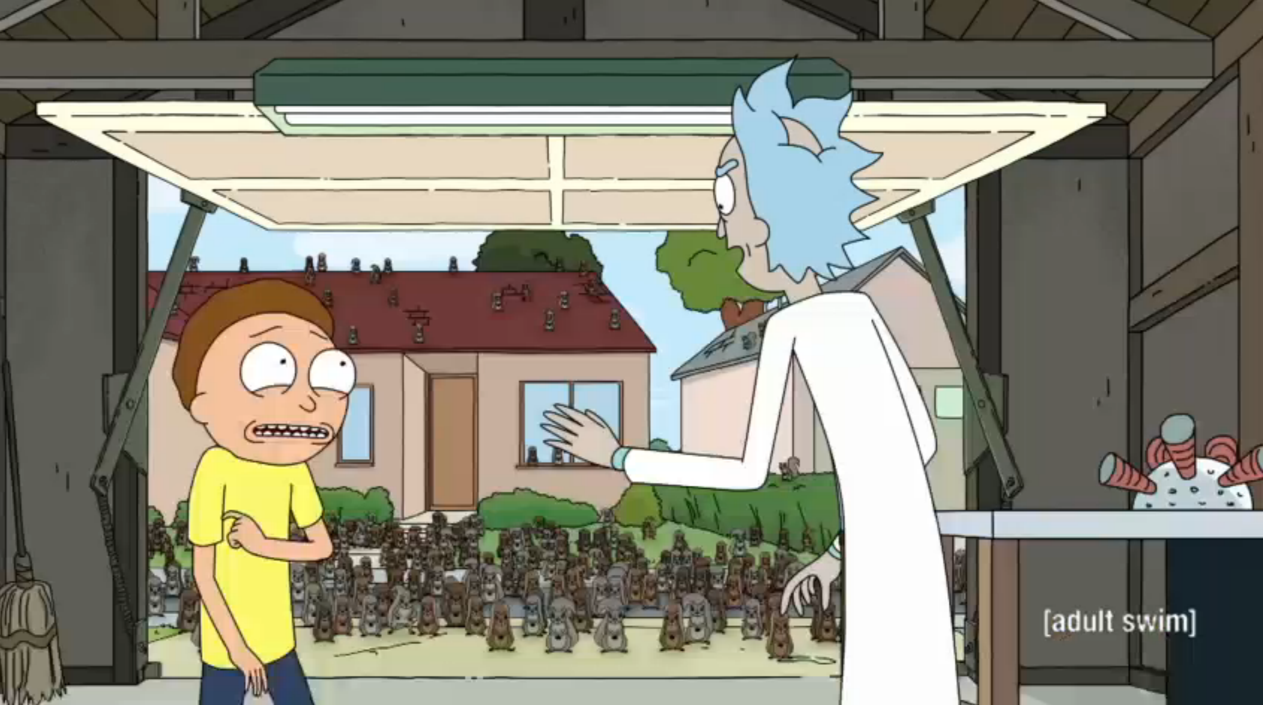Rick and Morty' Was Was the Darkest Show on TV — Here's Why