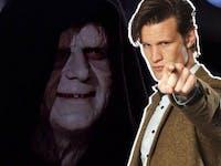 Star Wars 9 Matt Smith Emperor Palpatine