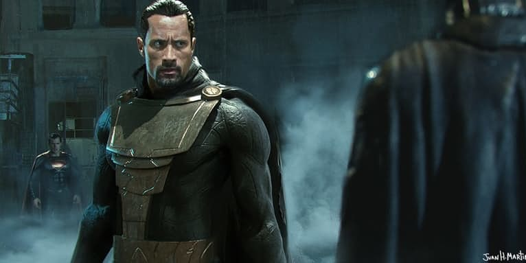 DC Loves The Rock So Much, It's Making a 'Black Adam' Solo Film