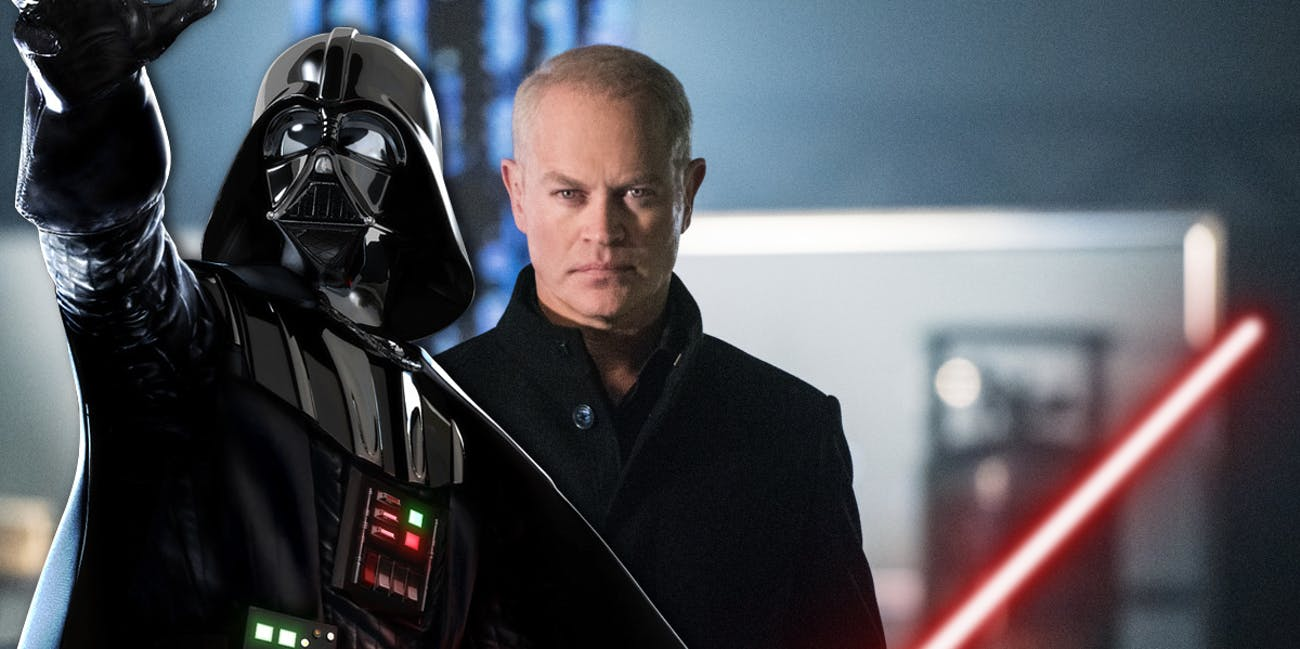 Damien Darhk Legends of Tomorrow
