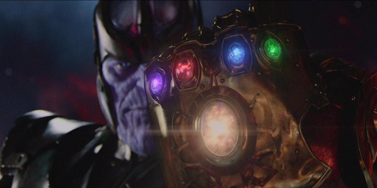 avengers endgame infinity war snap iron man thanos