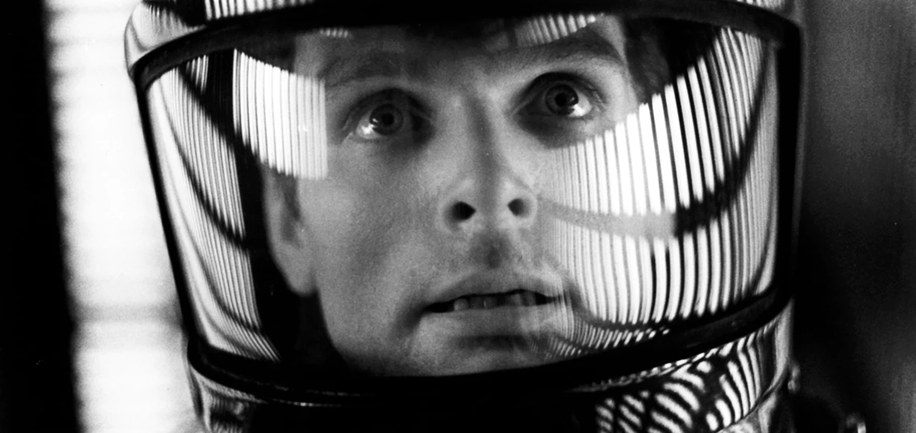 Stanley Kubrick's '2001: A Space Odyssey' pits Dave, pictured here, against HAL 9000, an A.I.-gone-rogue. The film was released in 1968.
