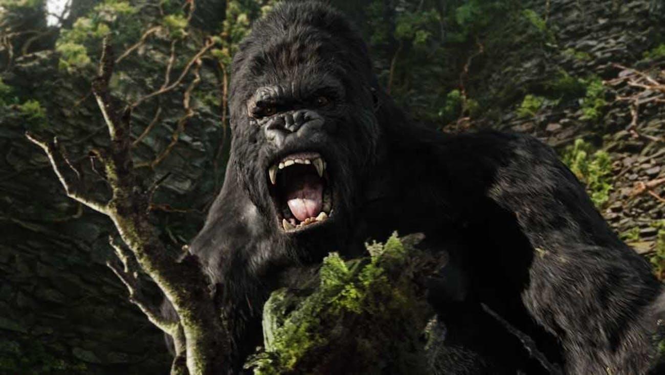 Peter Jackson's 'King Kong'
