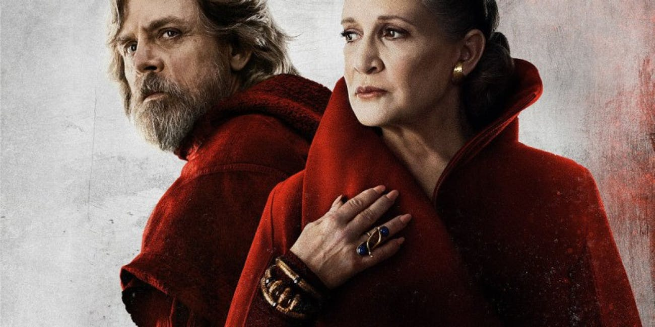 'Star Wars: Episode IX' Will Feature Carrie Fisher as Leia, Mark Hamill