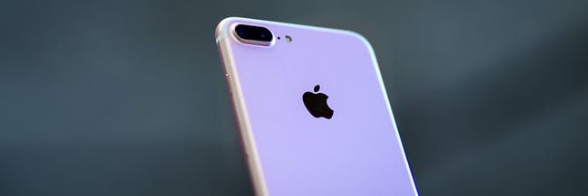 MADRID, SPAIN - SEPTEMBER, 16: An Iphone 7 Plus with its new dual camera is displayed at Puerta del Sol Apple Store the day the company launches their Iphone 7 and 7 Plus on September 16, 2016 in Madrid, Spain. The iPhone 7 and iPhone 7 Plus has been launched on Friday September 16th in more than 25 countries. Customers have started to queue 38 hours before the opening of the store placed in the center of Madrid.  (Photo by Gonzalo Arroyo Moreno/Getty Images)