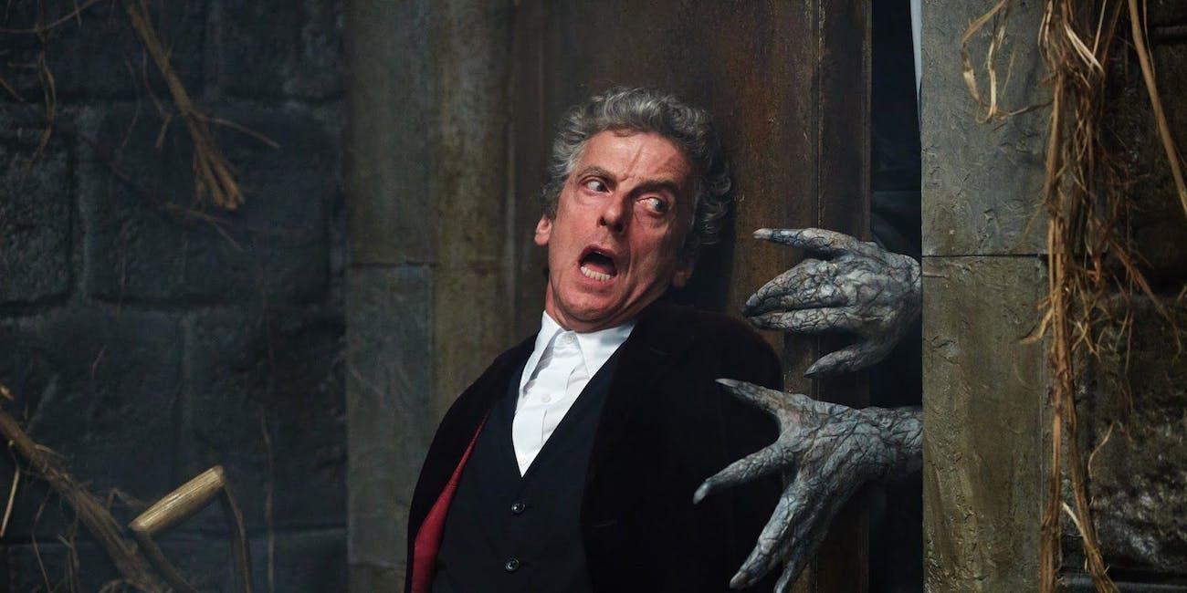 peter capaldi doctor who heaven sent
