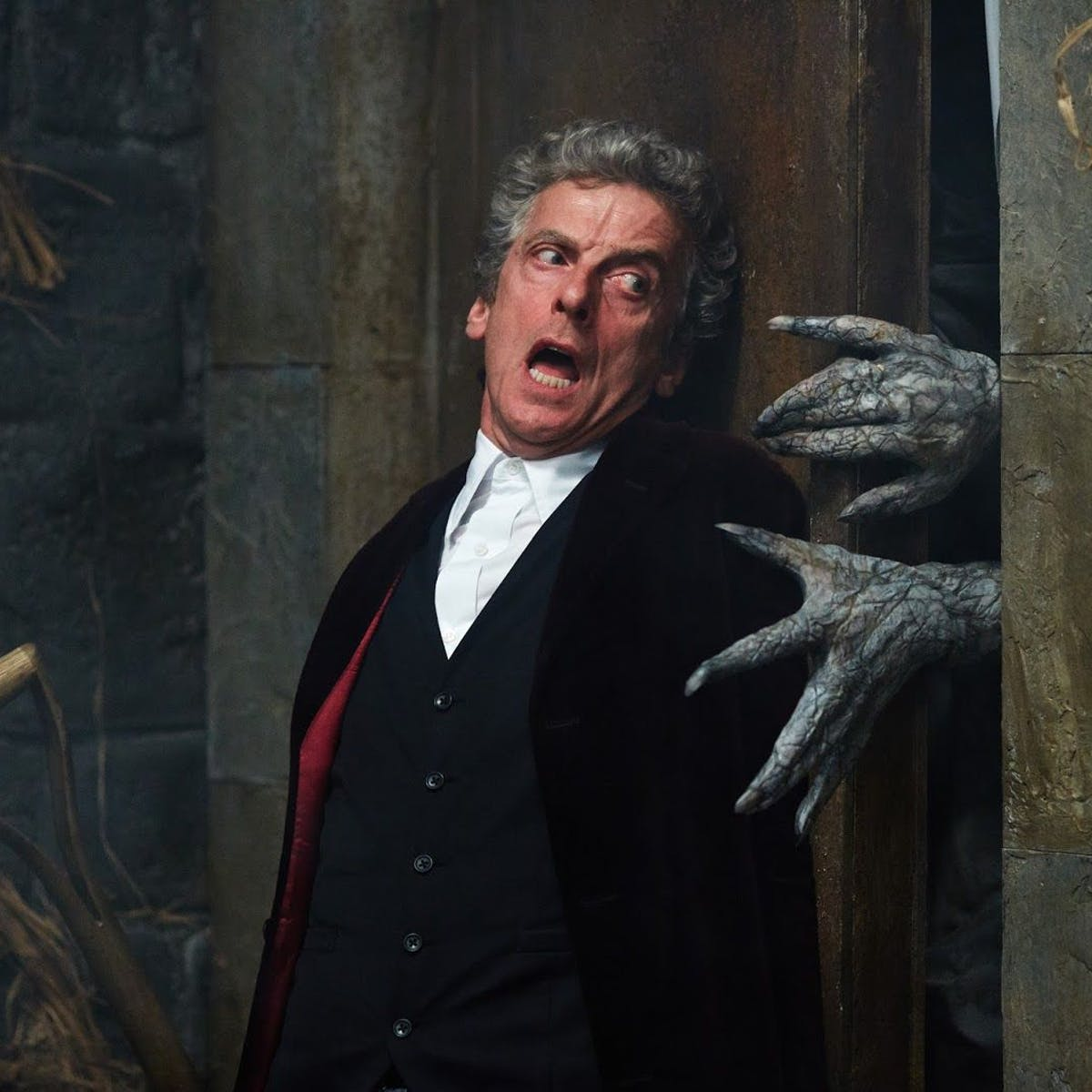The 5 scariest 'Doctor Who' episodes have nothing to do with Weeping Angels