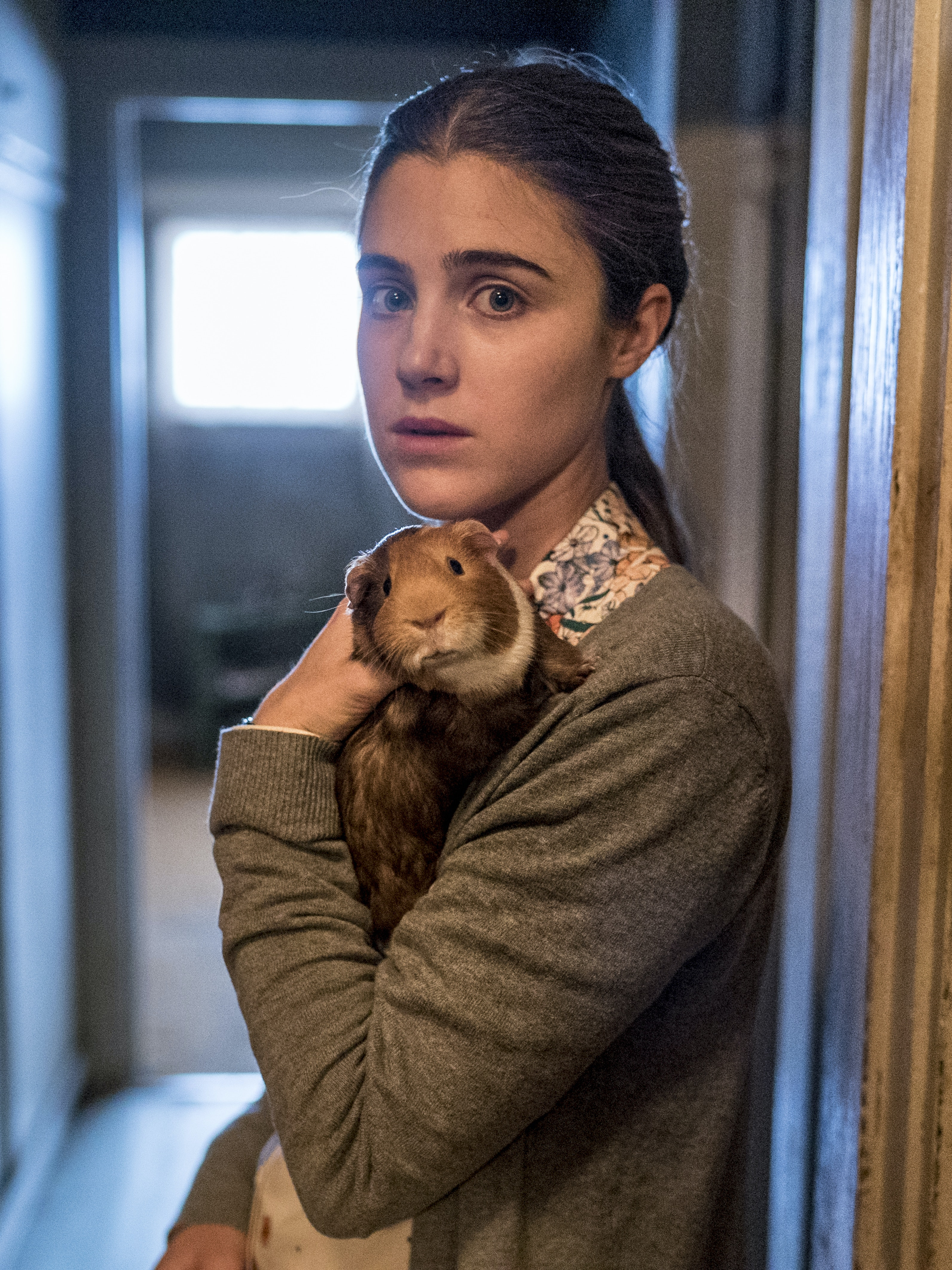 """Lucy Griffiths, as """"Emily"""" in 'Preacher' on AMC"""