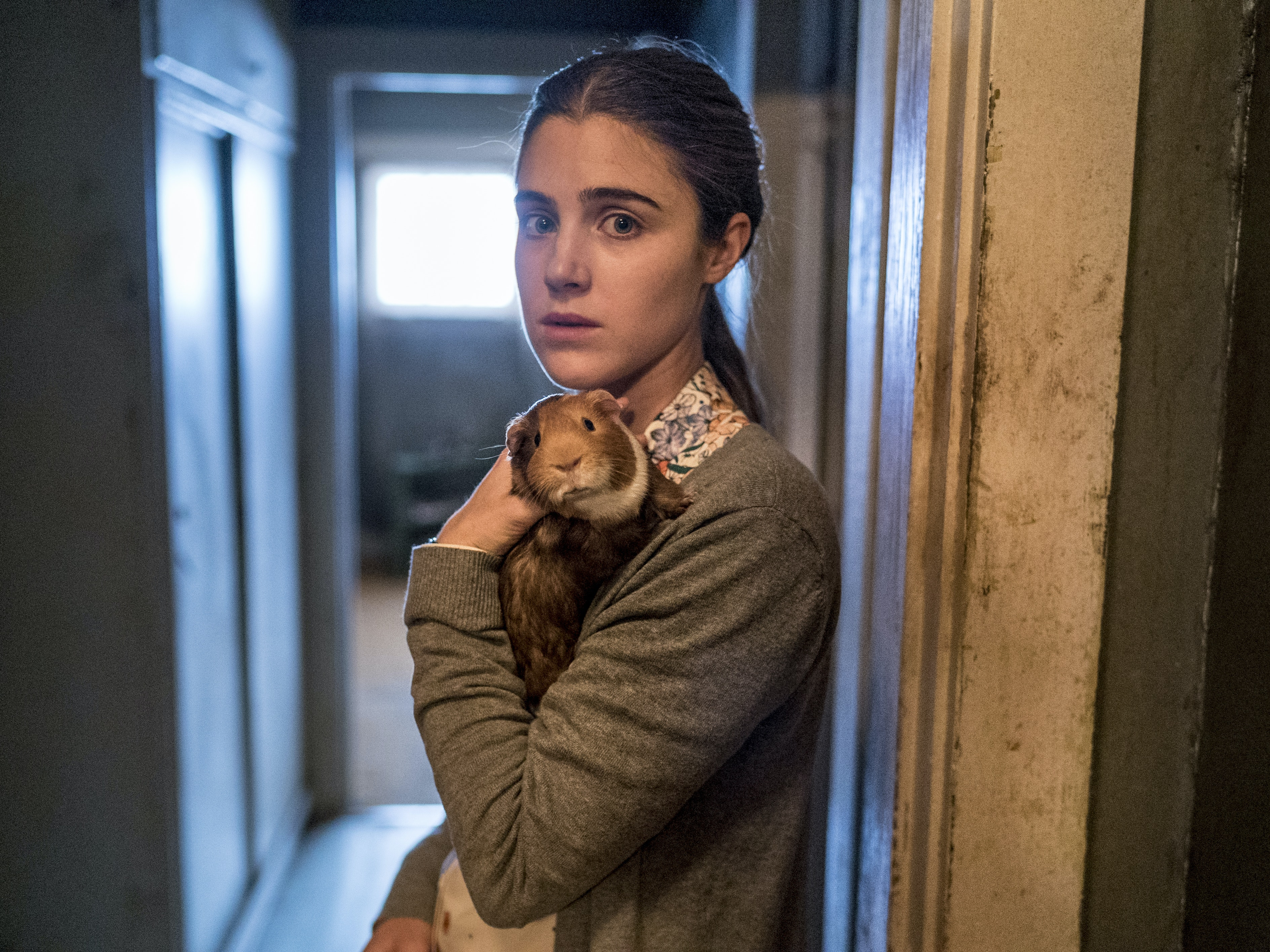 "Lucy Griffiths, as ""Emily"" in 'Preacher' on AMC"