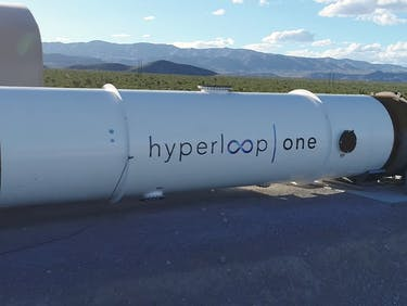 Hyperloop One is Coming to Europe With These 10 Proposed Routes