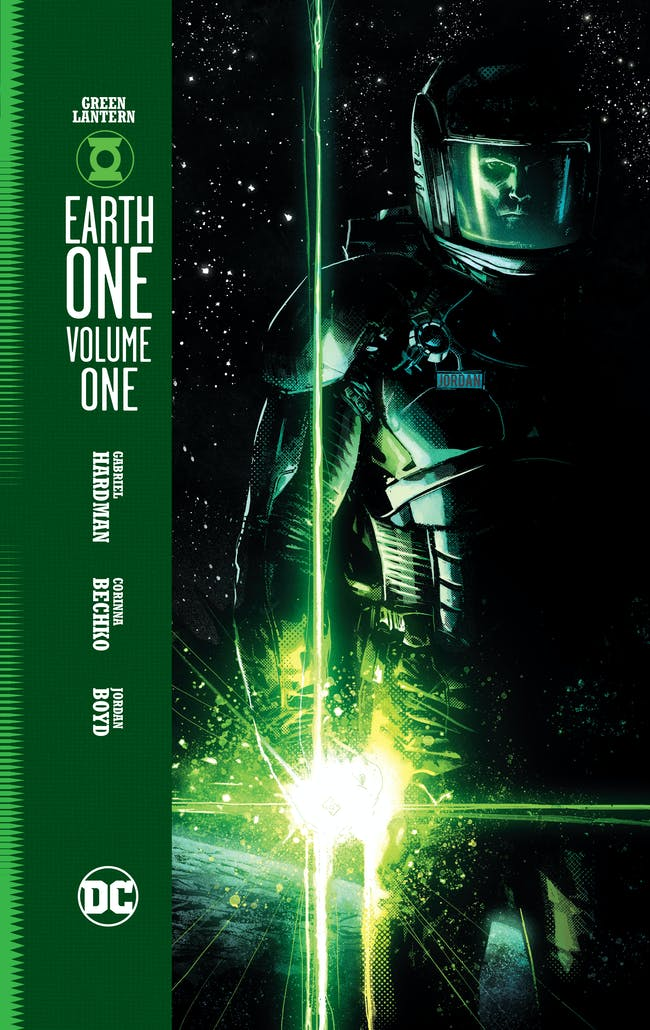 Green Lantern Earth One