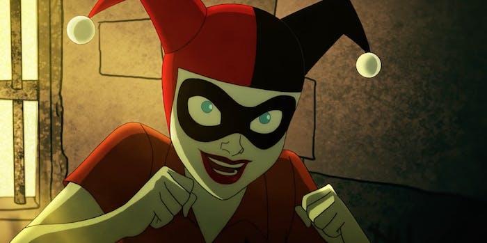 'Harley Quinn' NYCC Teaser