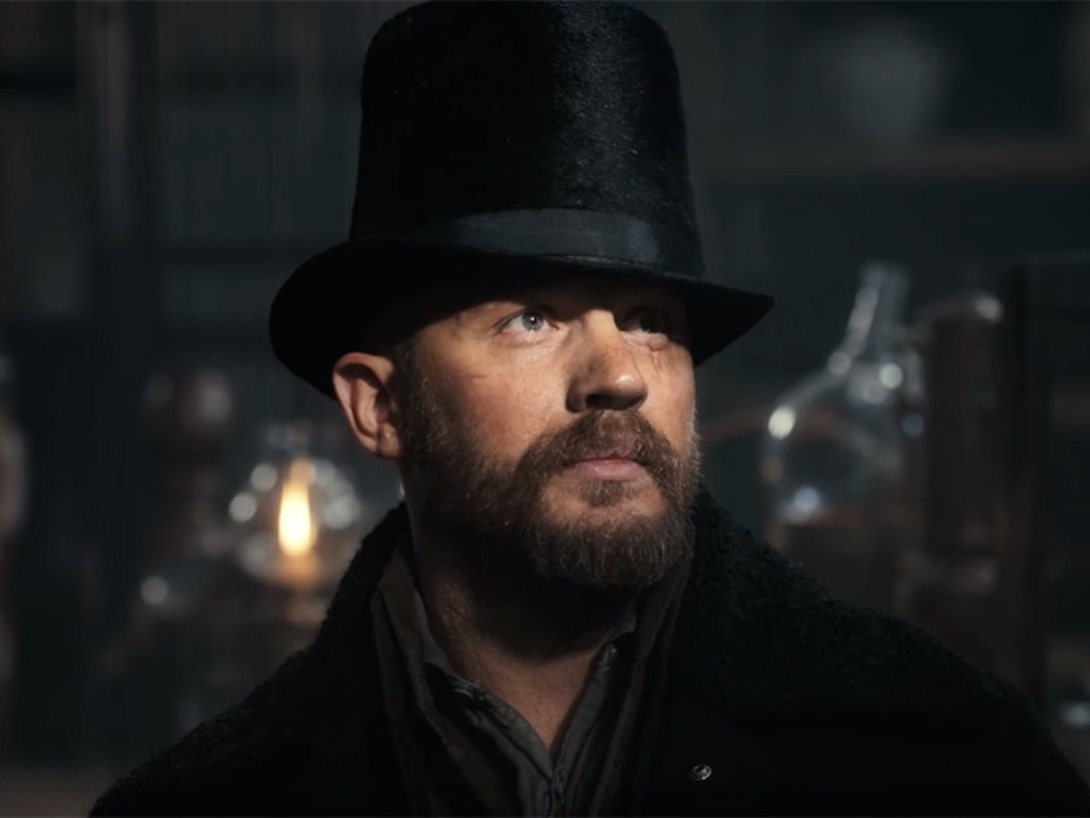 The Worst Part of 'Taboo' Is Tom Hardy's Normal Accent