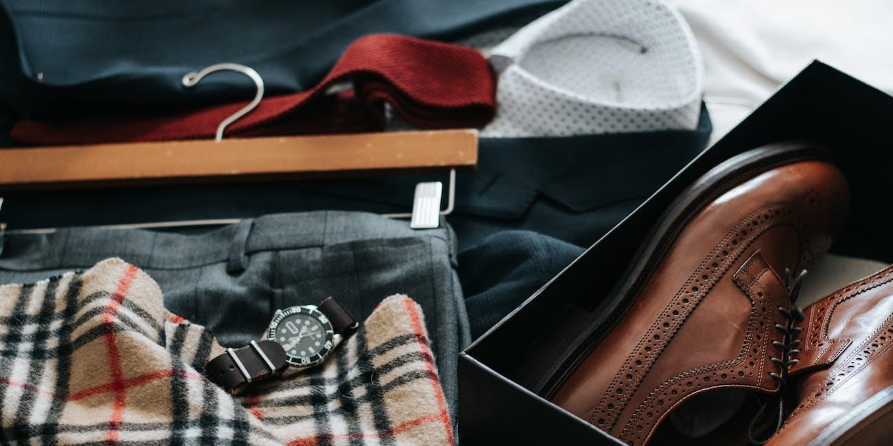 Menlo House clothing club for men