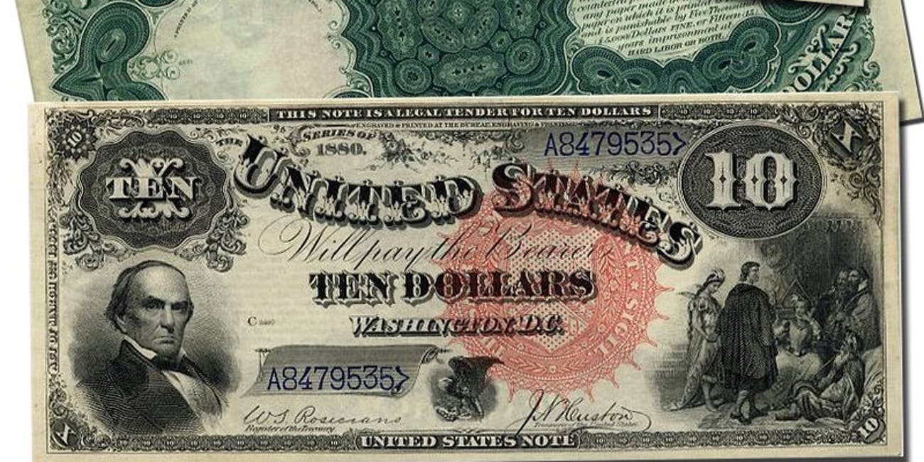 happy 162nd a very brief history of u s dollar bill s inverse