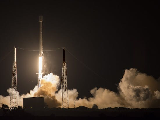 SpaceX High-Velocity Landing Means Futuristic Reusable Rockets Are Officially Routine