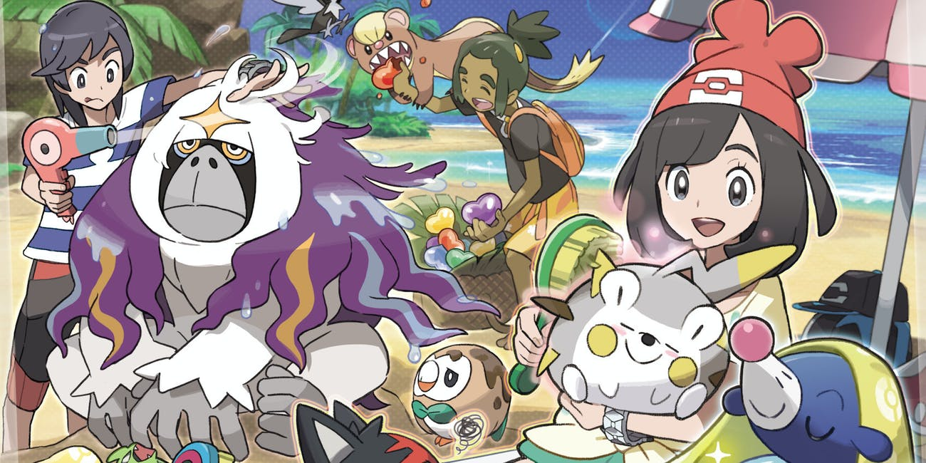 What to Do After Beating the Pokémon Sun and Moon Elite Four