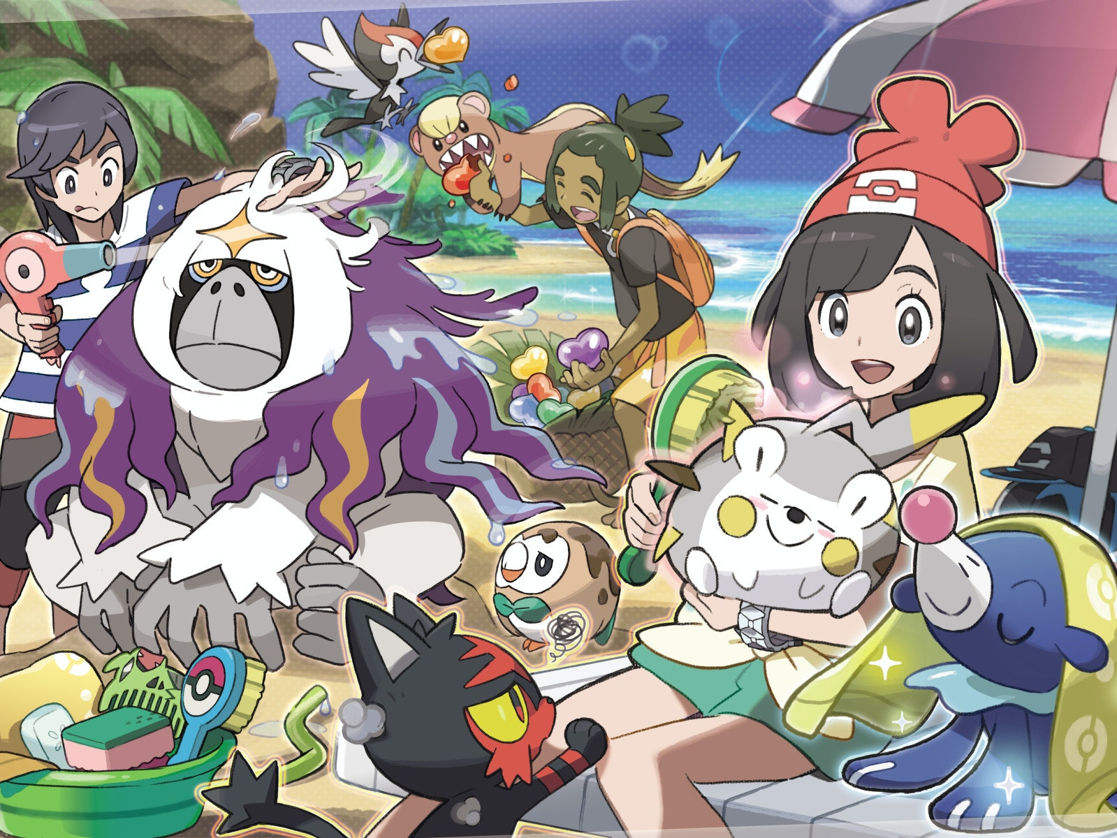 The End of 'Pokemon Sun' and 'Moon' Is Only the Beginning