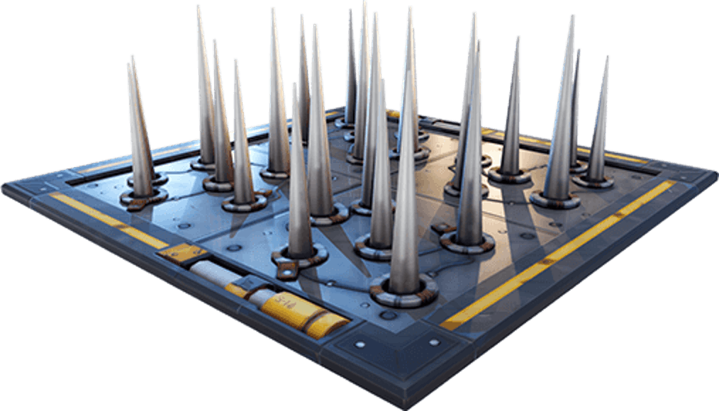 Spike Traps will deal more damage than ever in 'Fortnite'.