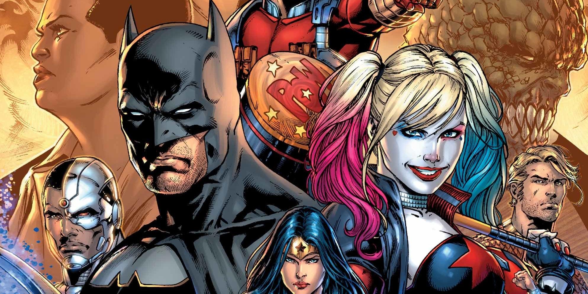 'Justice League vs. Suicide Squad' Villain Thinks Like Batman