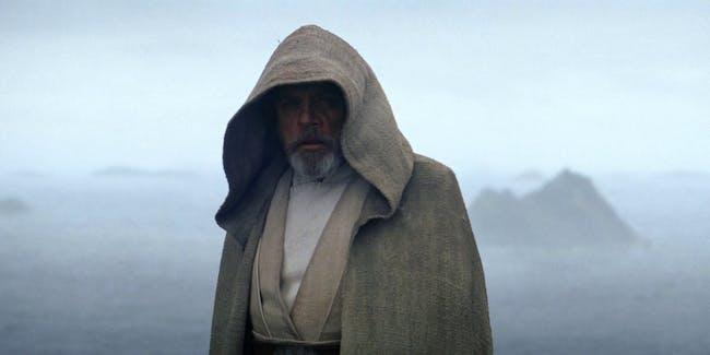 Star Wars Force Awakens Luke Skywalker